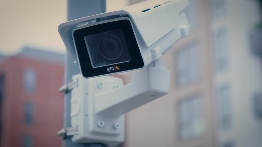 Axis M1137 Network Camera Axis Communications