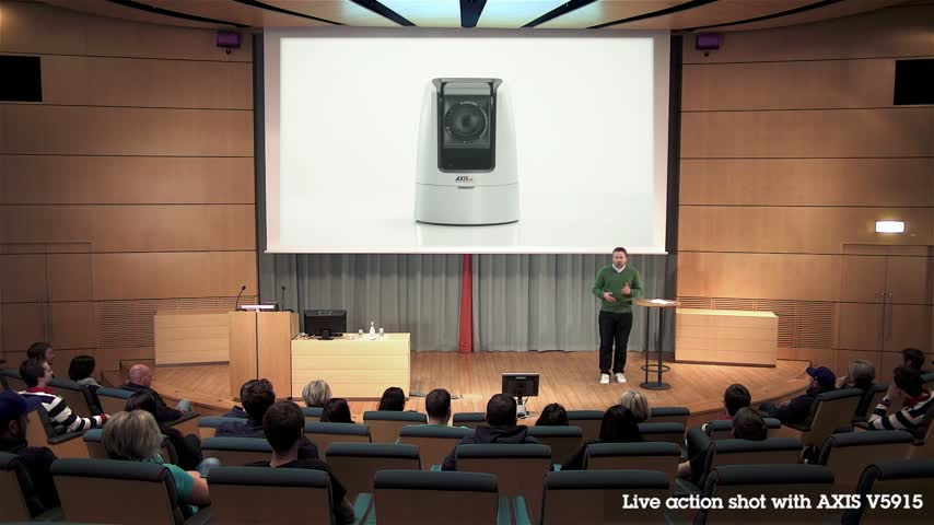 AXIS V59 PTZ Network Camera Series   Axis Communications