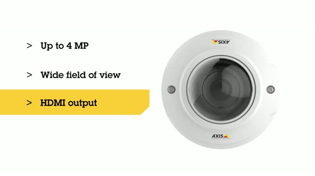 AXIS M3046-V Network Camera | Axis Communications
