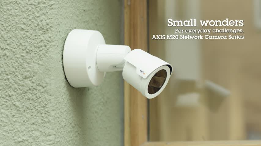 AXIS M2025-LE Network Camera | Axis Communications