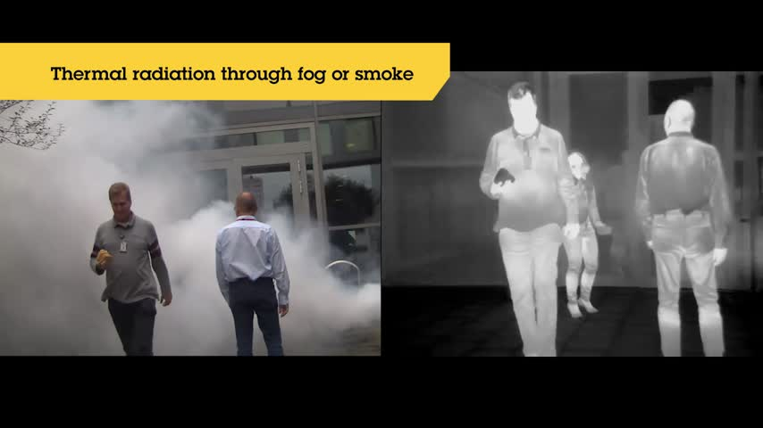 Thermal cameras | Axis Communications