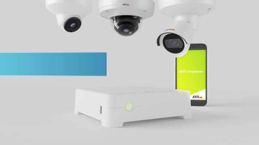 AXIS Companion IP cameras | Axis Communications on