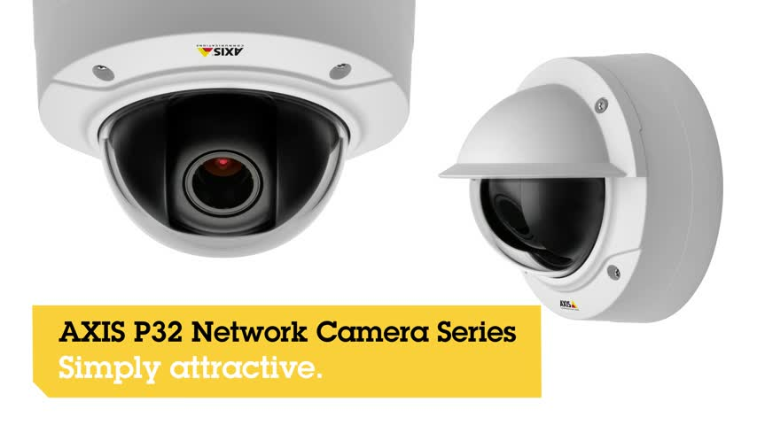 AXIS P3215-V Network Camera Descargar Controlador