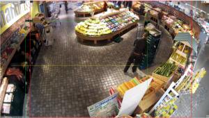 Einzelhandel Videoüberwachung