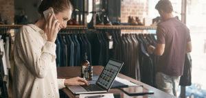 Schutz Cyber-Angriffe Cybersecurity Kleine Unternehmen