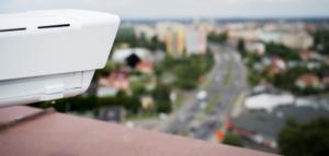 Videotechnik Axis SeeTec Umfrage Sicherheits-Check