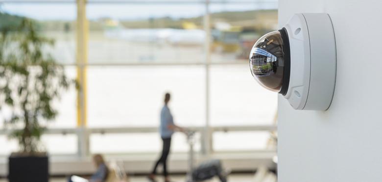Physische Sicherheit: Migration von analog zu IP