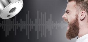 Audioanalyse: Software in einer Kamera