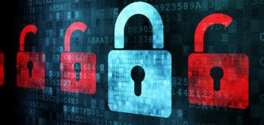Netzwerk Sicherheit Cybersecurity IP-Kameras