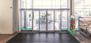 Zutrittskontrolle im Einzelhandel