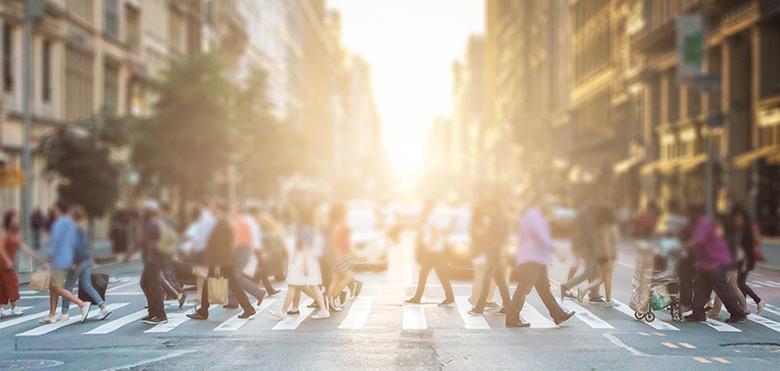 Zuverlässige Technologie von heute für die intelligenten Städte von morgen