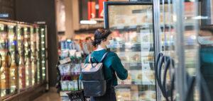 Die Zukunft der Supermärkte ist automatisiert: IP-basierte Sicherheitslösungen ermöglichen modernes Einkaufen