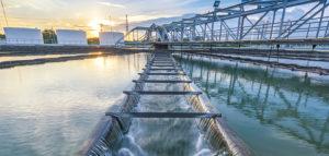 Schutz der Wasserversorgung durch intelligente Überwachung