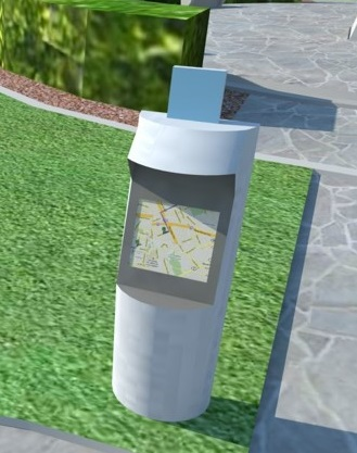 Axis communications future outlook smart city 3D