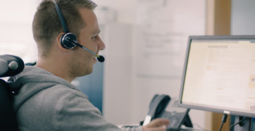 Support throughout the customer lifecycle