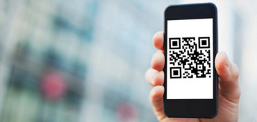 QR codes for access control