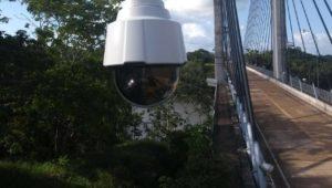 Installation in Oiapoque