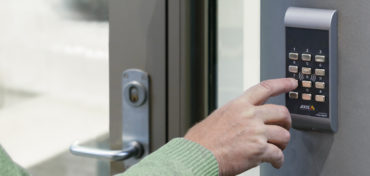 Opening new doors with IP access control