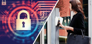 Cyber secure access control