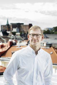 Christoffer Börjesson, CDO Fastighetsägarna