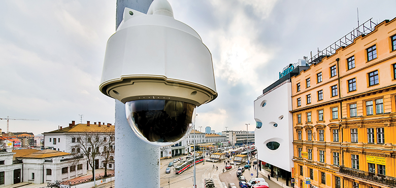 A connected video solution deals with the traffic issues around the city center of Brno