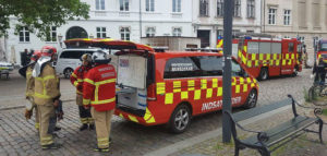 Connected video solutions can increasingly help the emergency services.