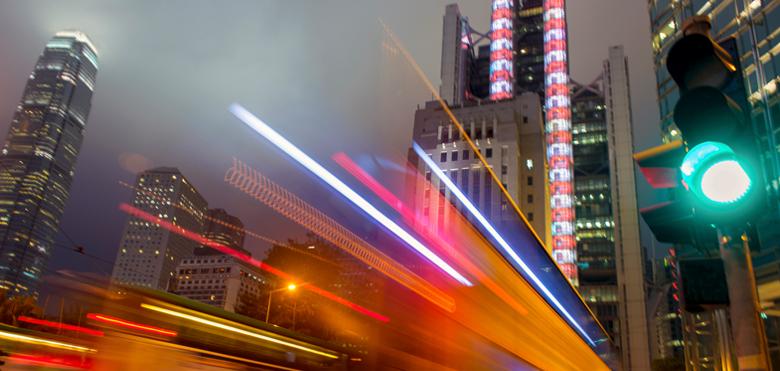 A smart city spends less