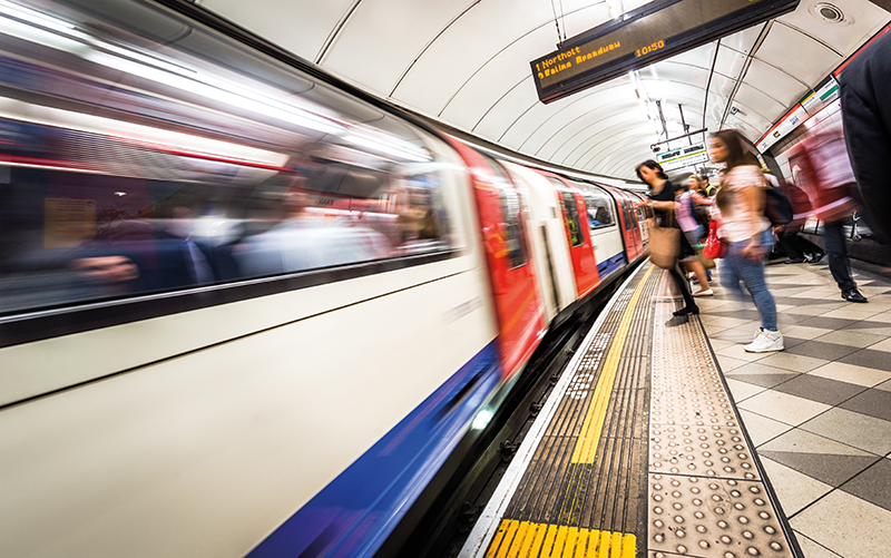 Digitalization is transforming public transport by increasing efficiency, quality and improving the actual security provided to passengers and staff.