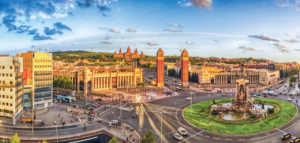 Smart City conference in Barcelona