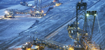 Video surveillance in the mining sector