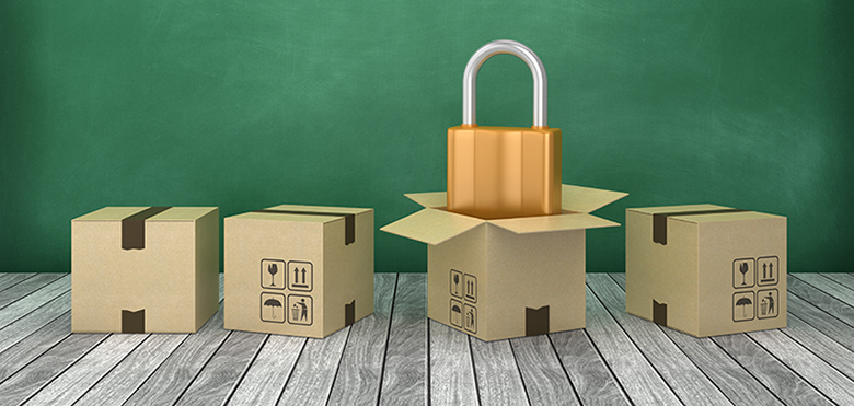 Cyber secure supply chains