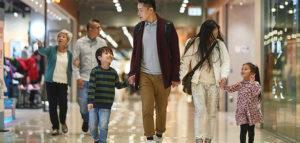 shopping mall customer experience