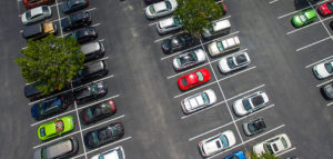 Efficient parking management