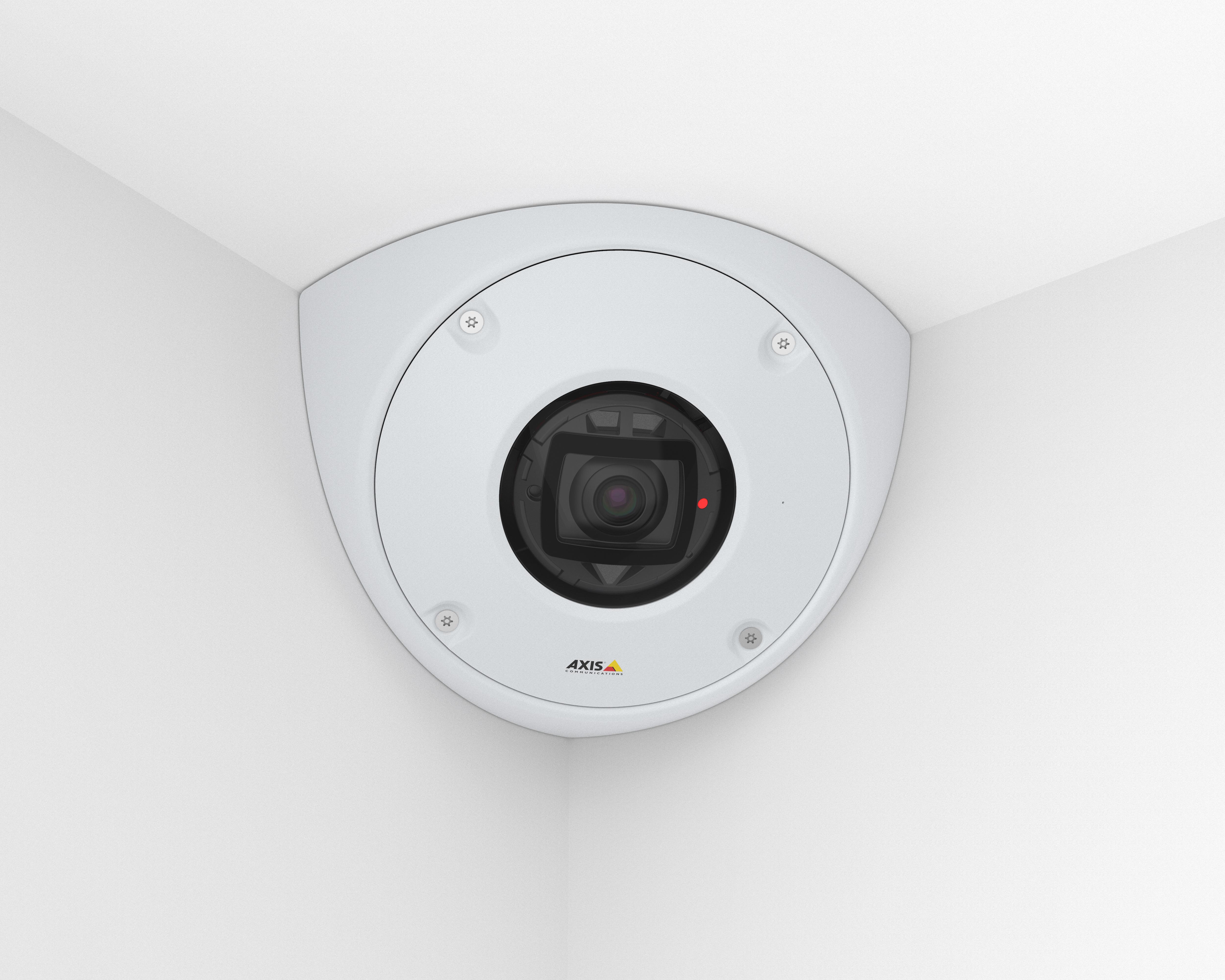 AXIS Q9216-SLV White