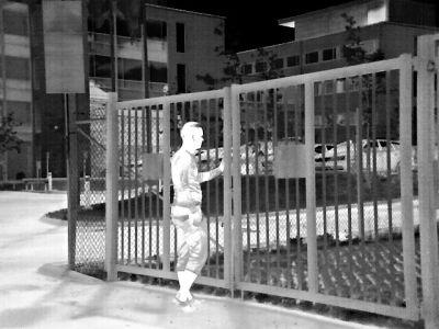 Thermal camera - perimeter protection