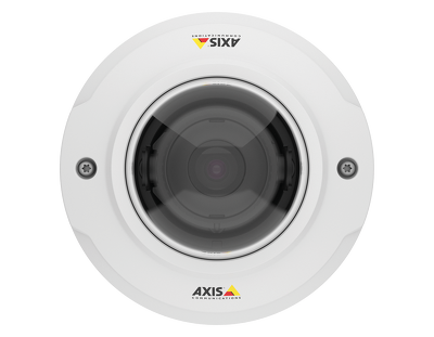 AXIS M3045-WV on wall full front