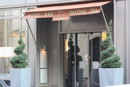 Hotel Belami France outdoor
