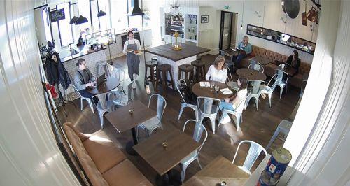 Daylight café