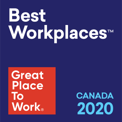 Axis Canada Best Workplaces 2020