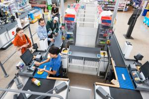 Axis Store Optimization and Axis Loss Prevention Solution, two solutions for reducing loss, and enhancing customer experience in brick and mortar stores.