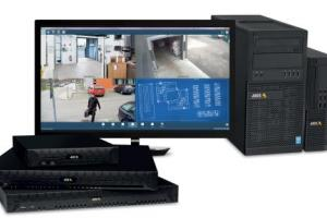 Axis S10 and S20 surveillance solution