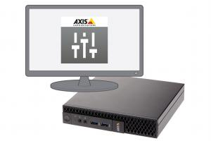 Der AXIS Audio Manager C7050 Server.