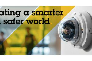 Axis Communications auf der Security Essen. Creating a smarter and safer world.