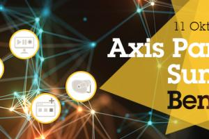 Axis Partner Summit Benelux - 11 Oktober 2018