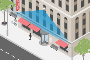 Innovative radar solution reduces false alarms and keeps shoppers safe