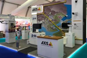 Axis Communications at ADIPEC 2018
