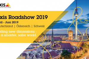 Axis Roadshow 2019 - Titelbild