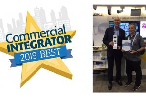Commercial Integrator 2019 BEST Award