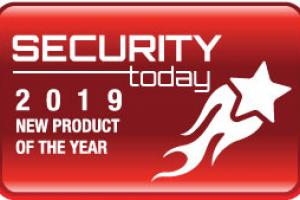 Security Today 2019 New Product of the Year Award