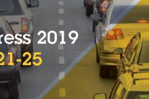 Come visit us at ITS World Congress 2019, Oct 21 - 25 Singapore, Stand 467